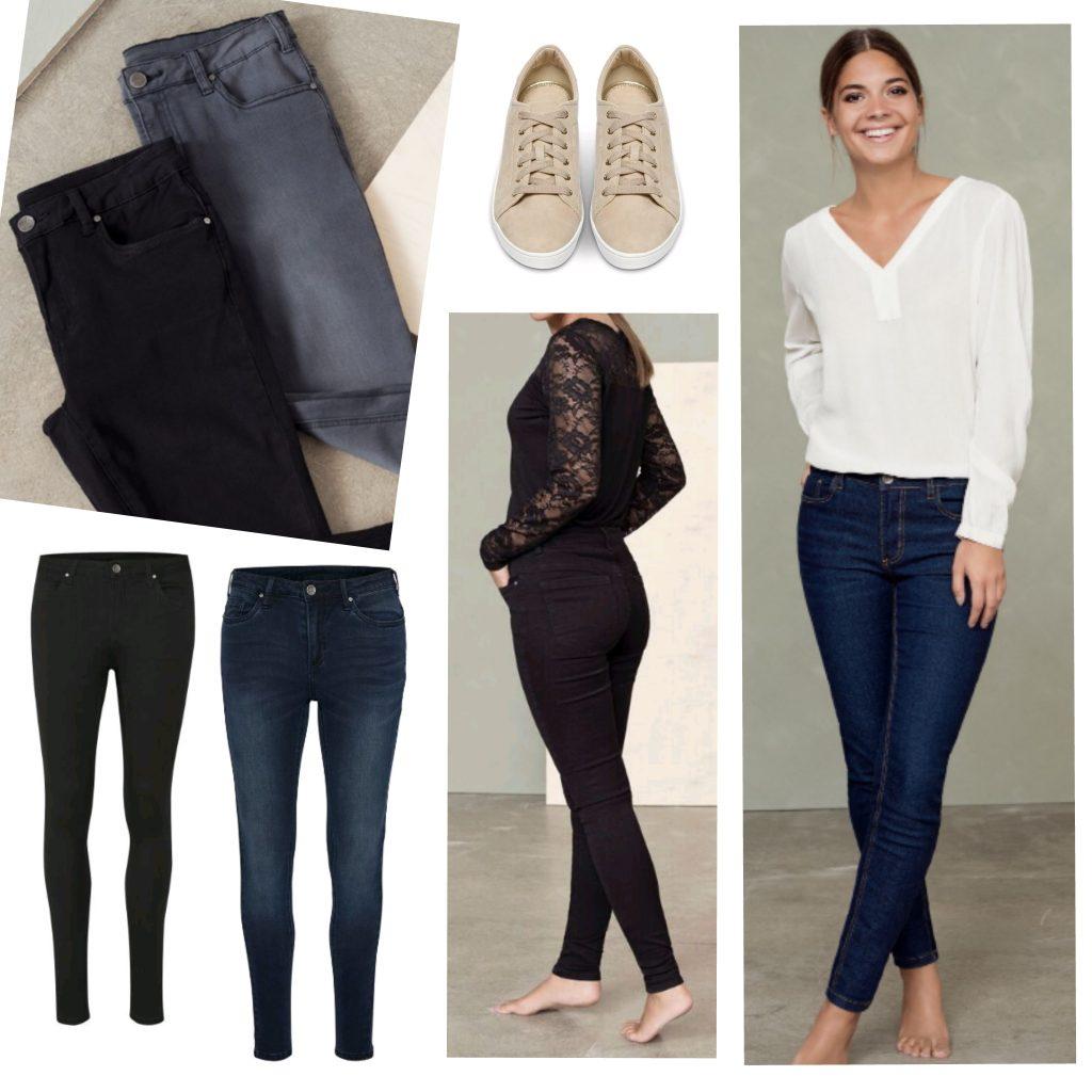 Jeans från KAFFE